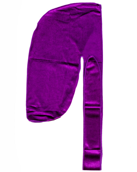 purple velvet durag durags doorag do rag