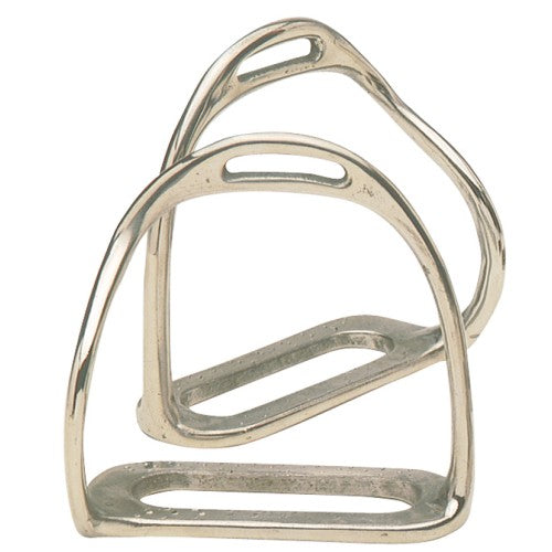 Safety Stirrup - Chrome plated