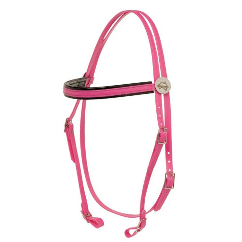 Horse Sense Y-Line Pony Club Bridle Head
