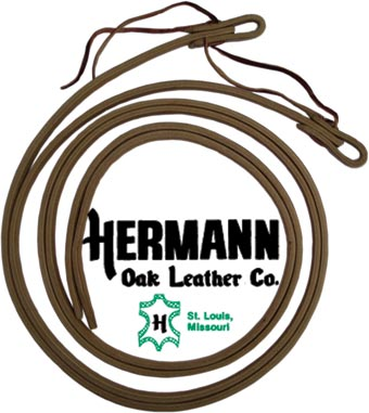 TS Leather Heavy Cutting reins