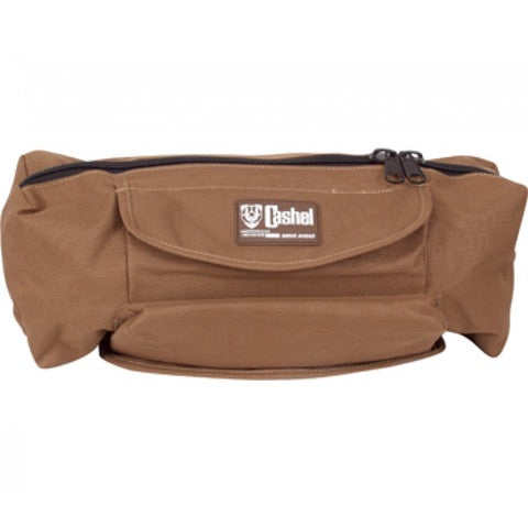 Cantle Bag with Jacket Liner