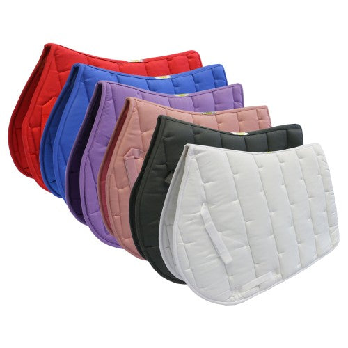 All Purpose Saddle Pad with Cotton Outer