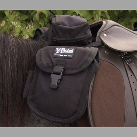 Saddle Bag- English Front