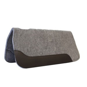 STC Ventilated Spine Felt Saddle Pad