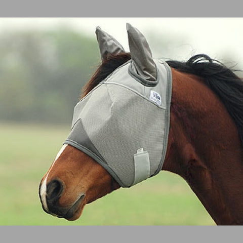 Crusader Fly mask with ears