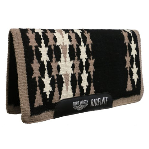 Fort Worth Ride-Lite Saddle Pad - arrow