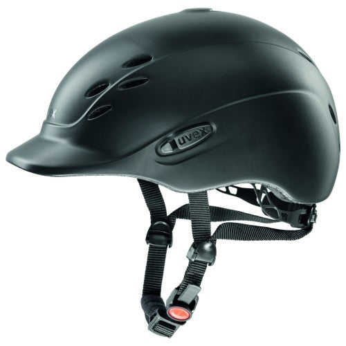Uvex Onyxx Helmet - Matt Black Childrens