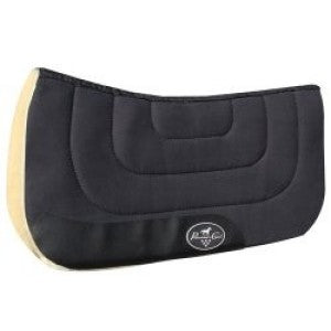 Professional's Choice Contoured Work Pad Black