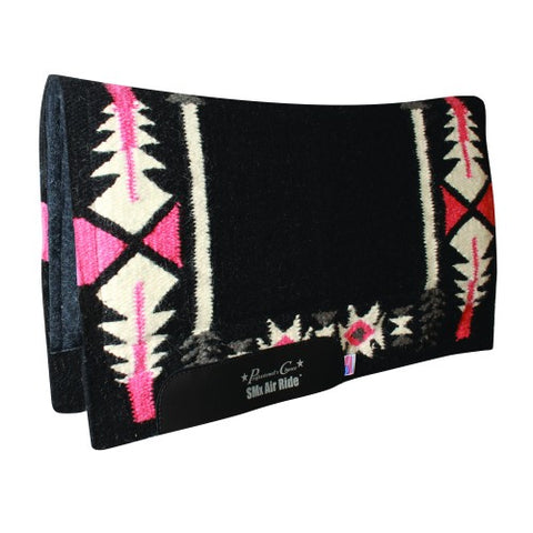 Pro Choice SMx Air Ride Arrow Felt Lined Pad - pink