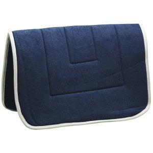 Terry Towel Saddle Pad