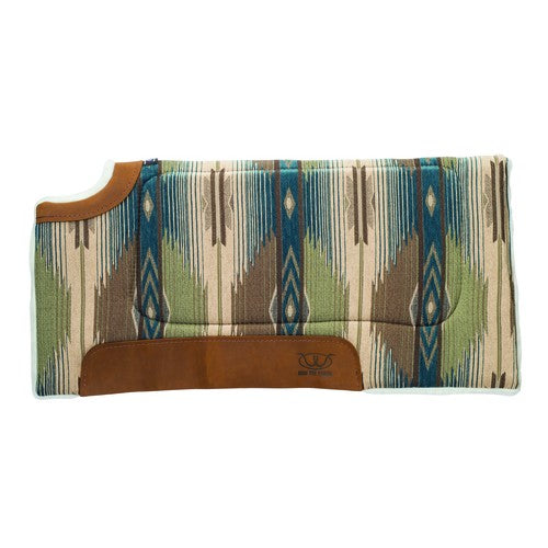 "Weaver Cut Back Saddle Pad 32""x32"""