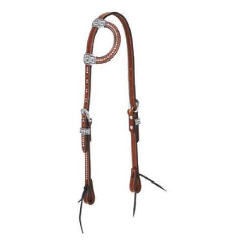 Weaver Austin Collection Sliding Ear Headstall