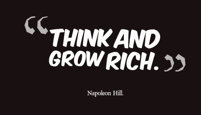 Read and Discuss Think and Grow Rich, Chapter 9 - Persistence