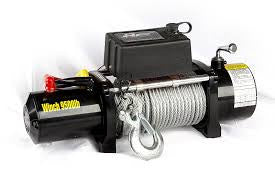Sample Blog: Truck Bumpers: Is A Winch Something You Need