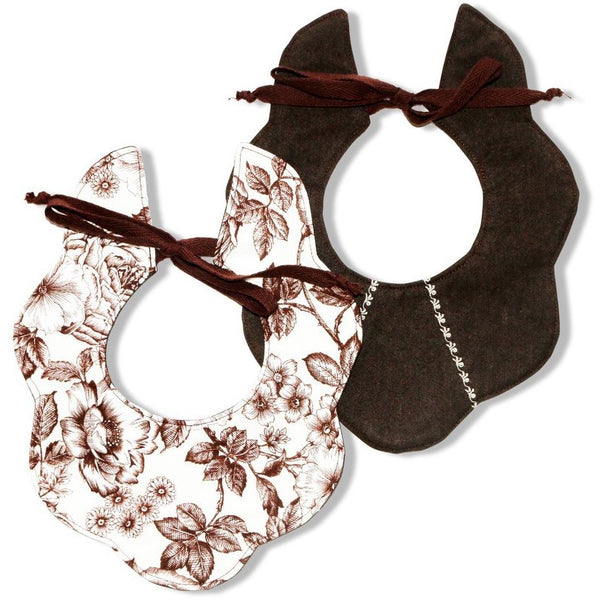 Maisy Luxe Collared Bib | artisans.global