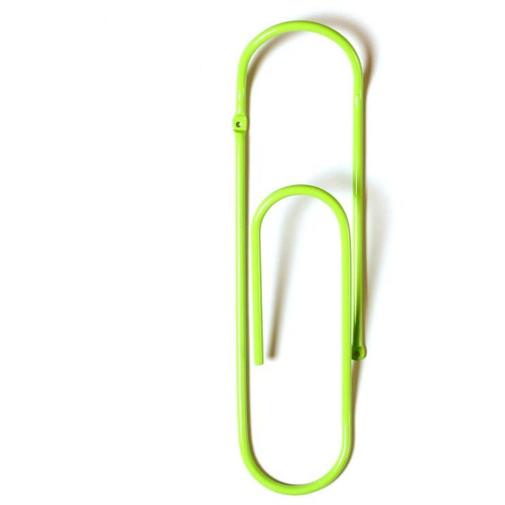 CLIP - Giant Paper Clip Wall Hook | artisans.global