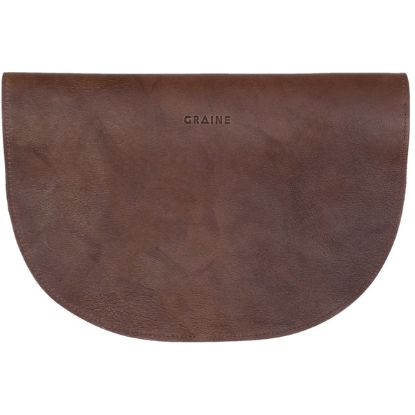 Rags to Richmond Clutch - Chocolate | artisans.global