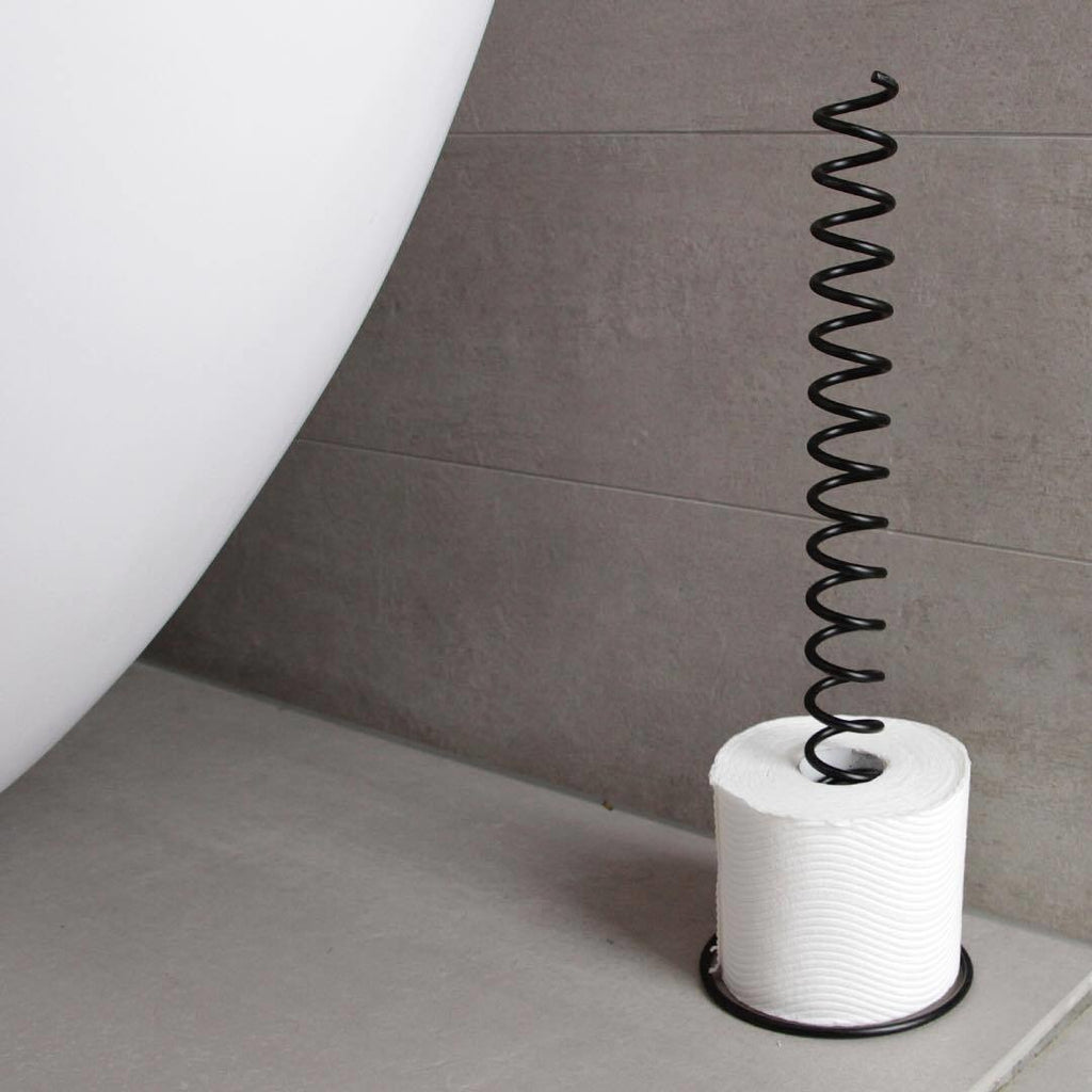 WIPE LUXE – Toilet Roll Holder