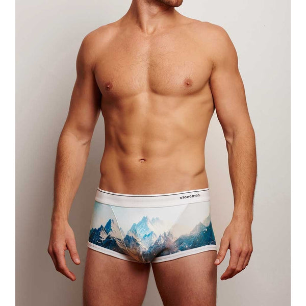 Men's Printed Trunks | artisans.global