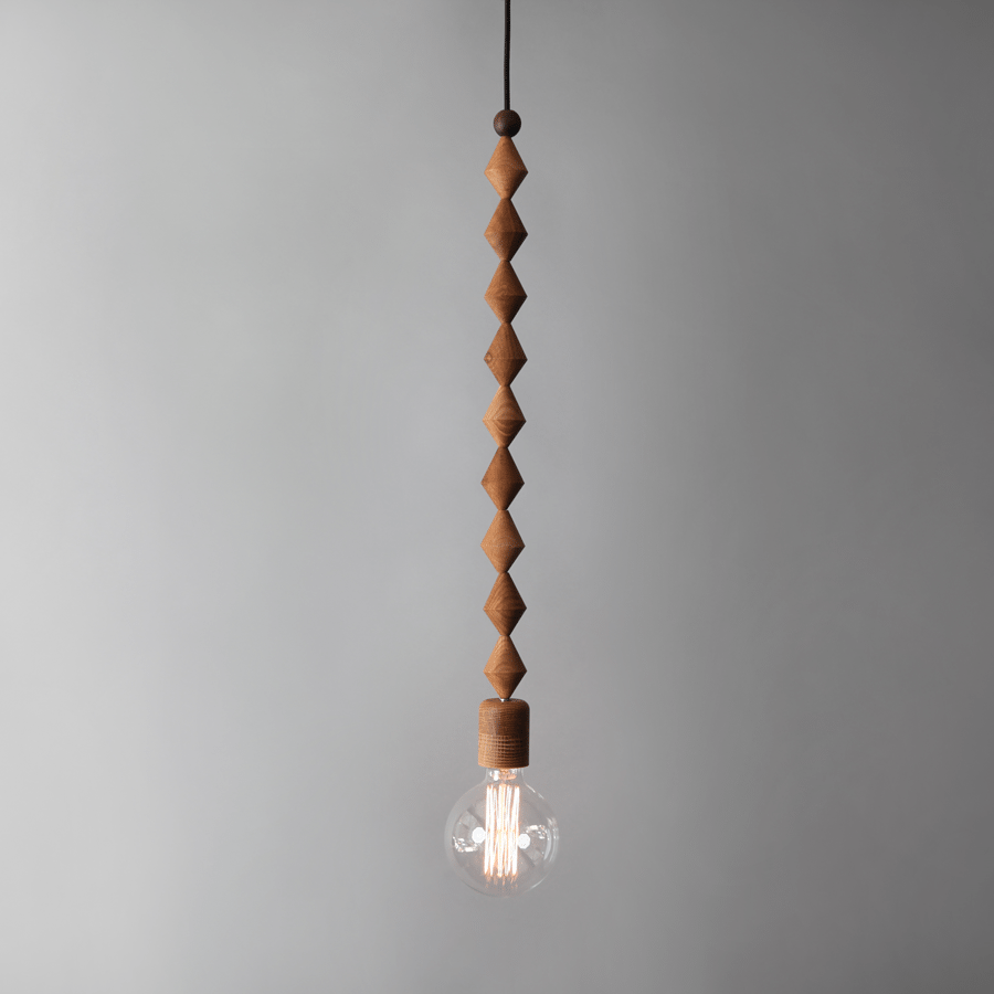 BRIGHT BEADS | ALICE PENDANT LIGHT