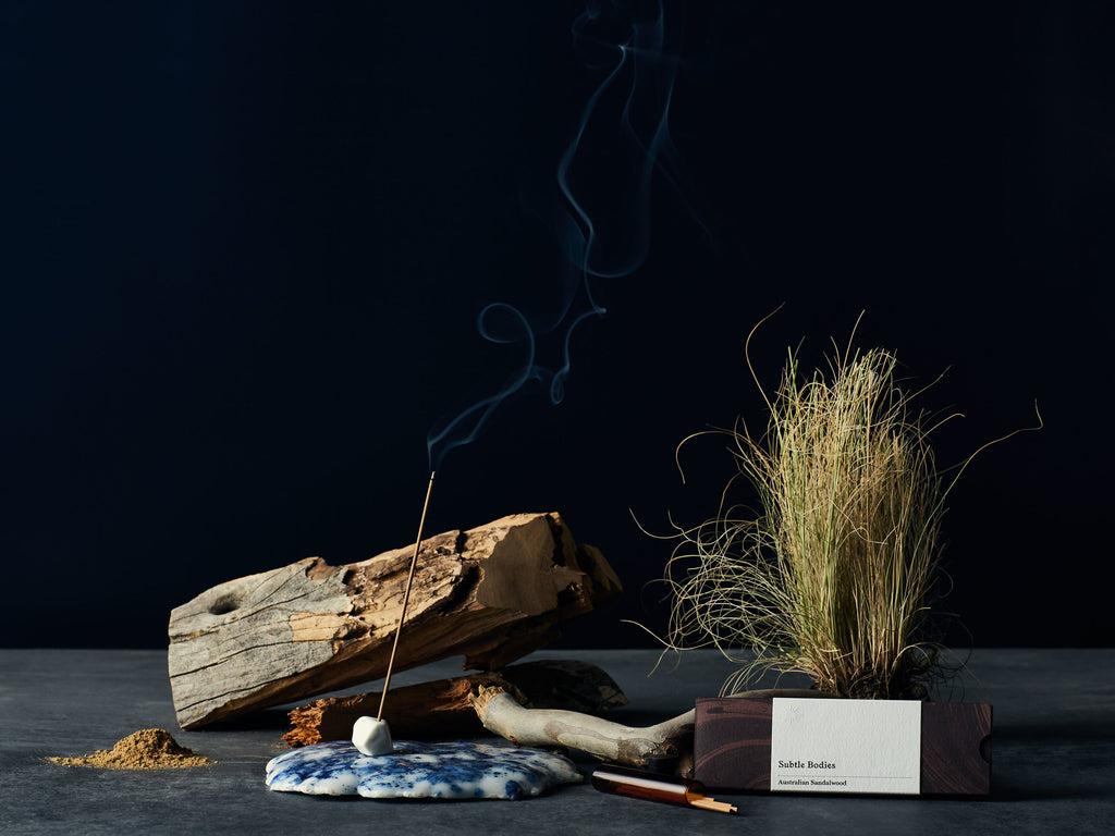 AUSTRALIAN SANDALWOOD INCENSE STICKS