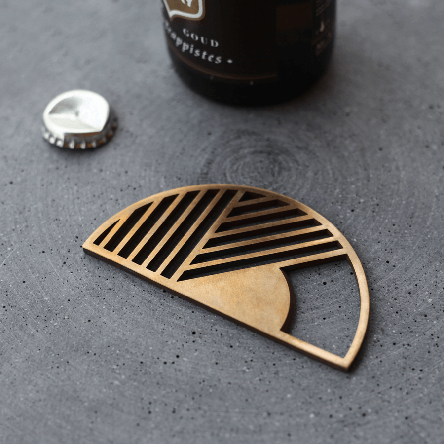 BRONZE BOTTLE OPENERS