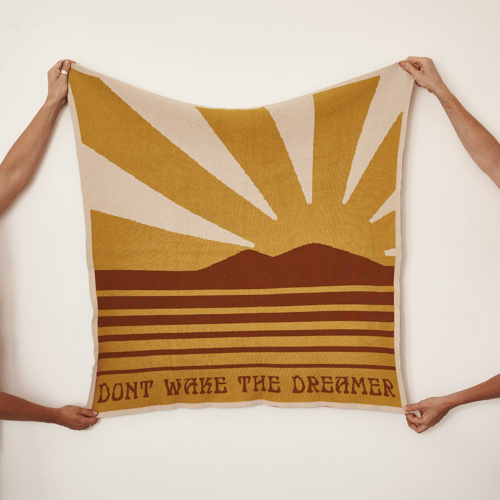 DON'T WAKE THE DREAMER BLANKIE