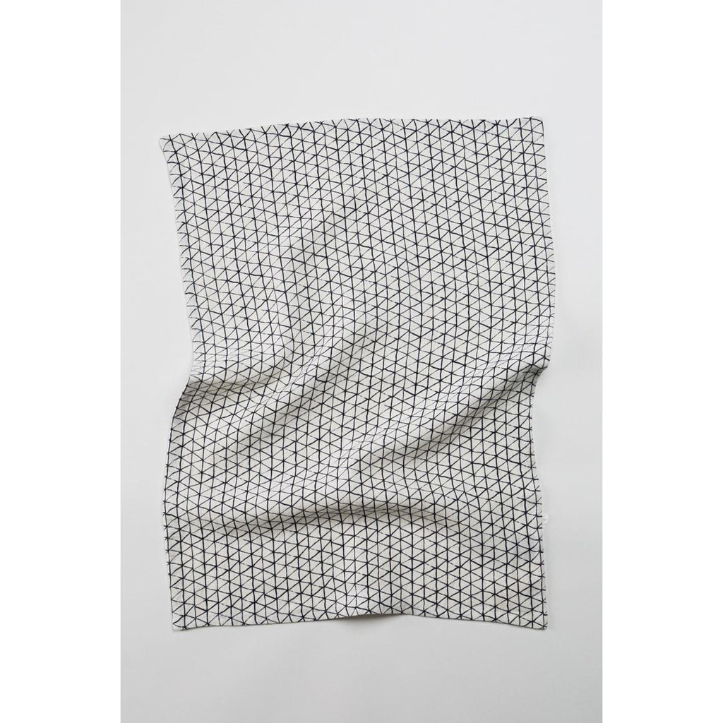 FACET TEA TOWEL | SET OF 2