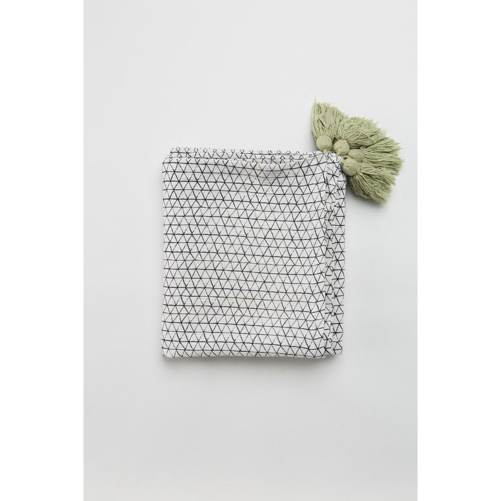 FACET THROW | TABLECLOTH