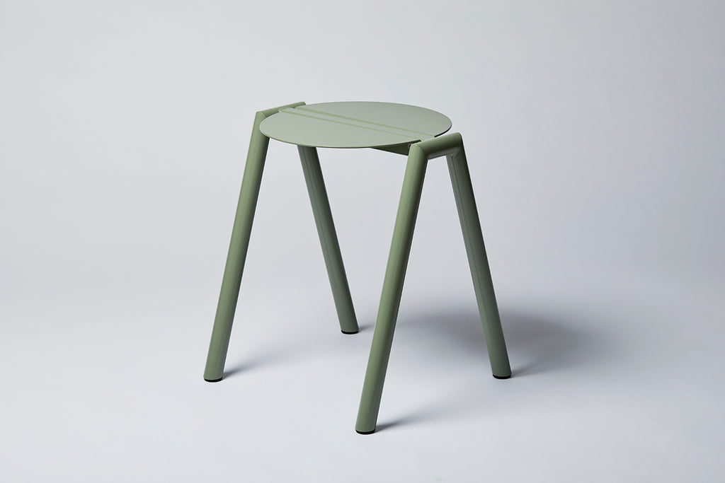 LOW STANCE STOOL