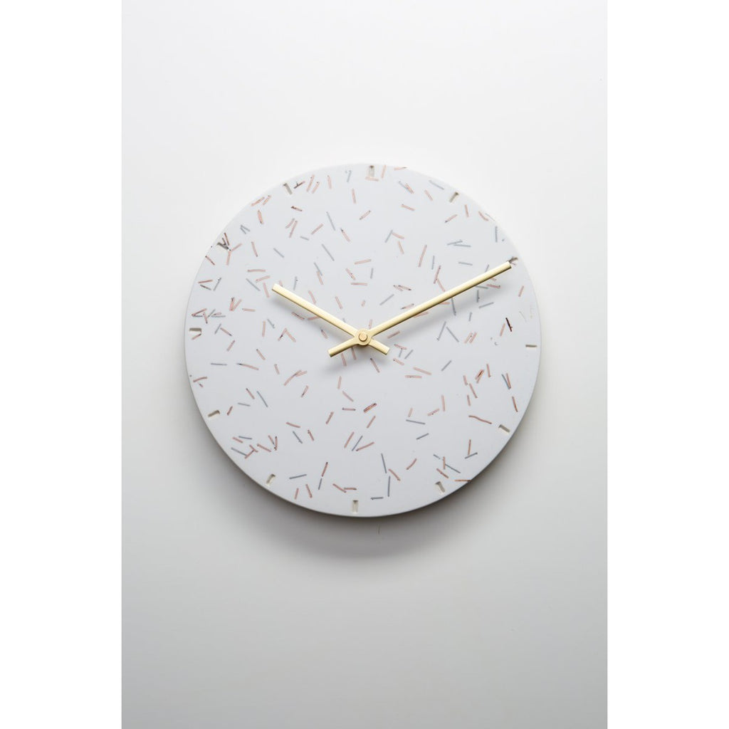 MATCH STICK CLOCK