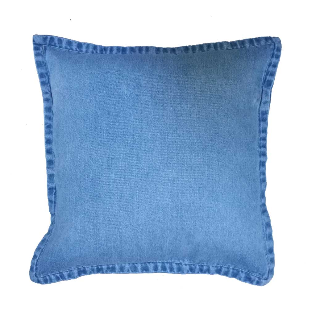 HEAVY DENIM CUSHION