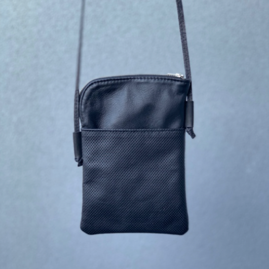 SILNA MINI LEATHER CROSS BAG