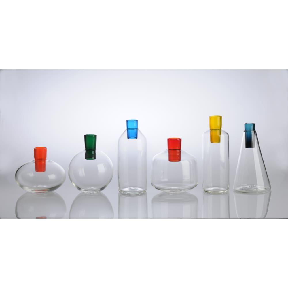 BABUSHCA DECANTER - CONE / GOLD / TRADE - Wholesale | Trade