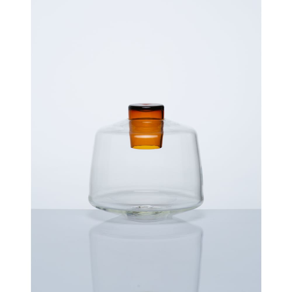 BABUSHCA DECANTER - SQUARE / GOLD / TRADE - Wholesale | Trade