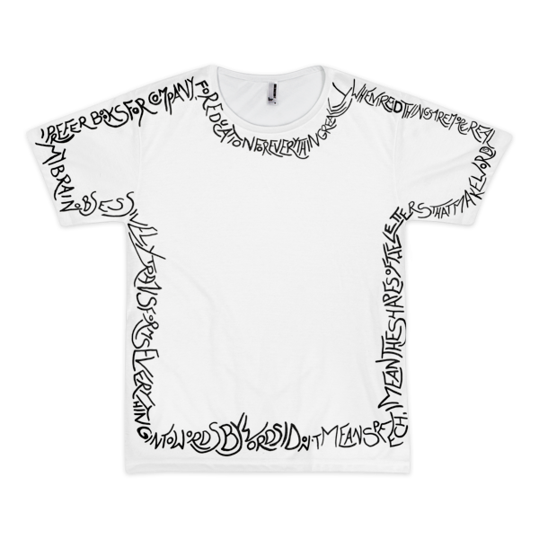 World of Wordshape - Shirt