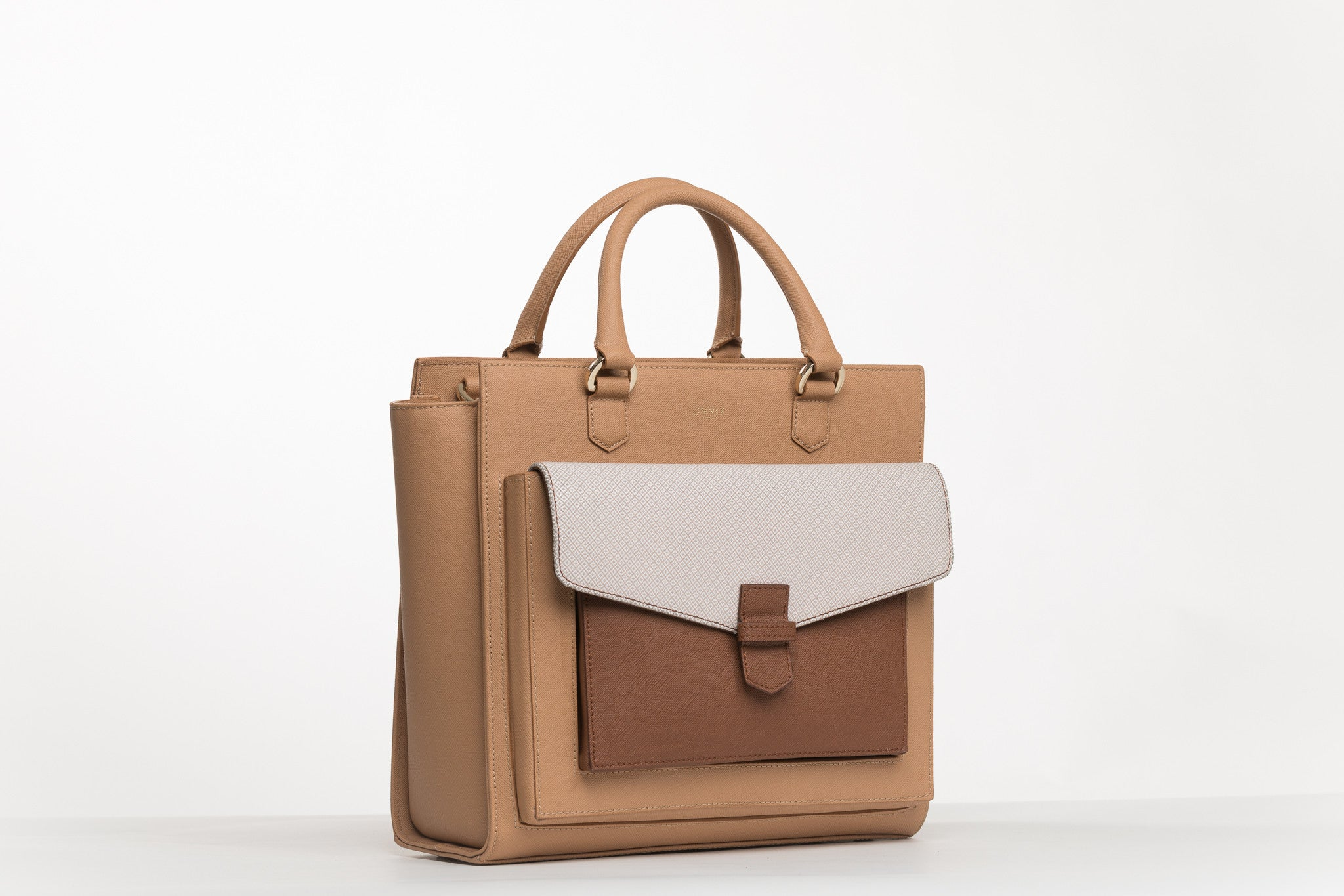 ROSA TOTE + Florence clutch