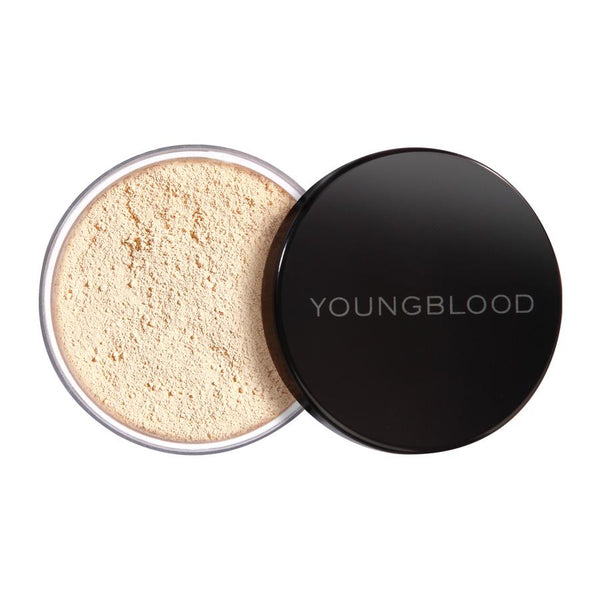 Youngblood Mineral Powder.