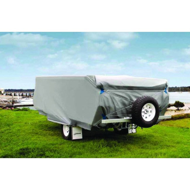 Camper Trailer Cover Fits Camper 3.7M - 4.3M (12ft-14ft)