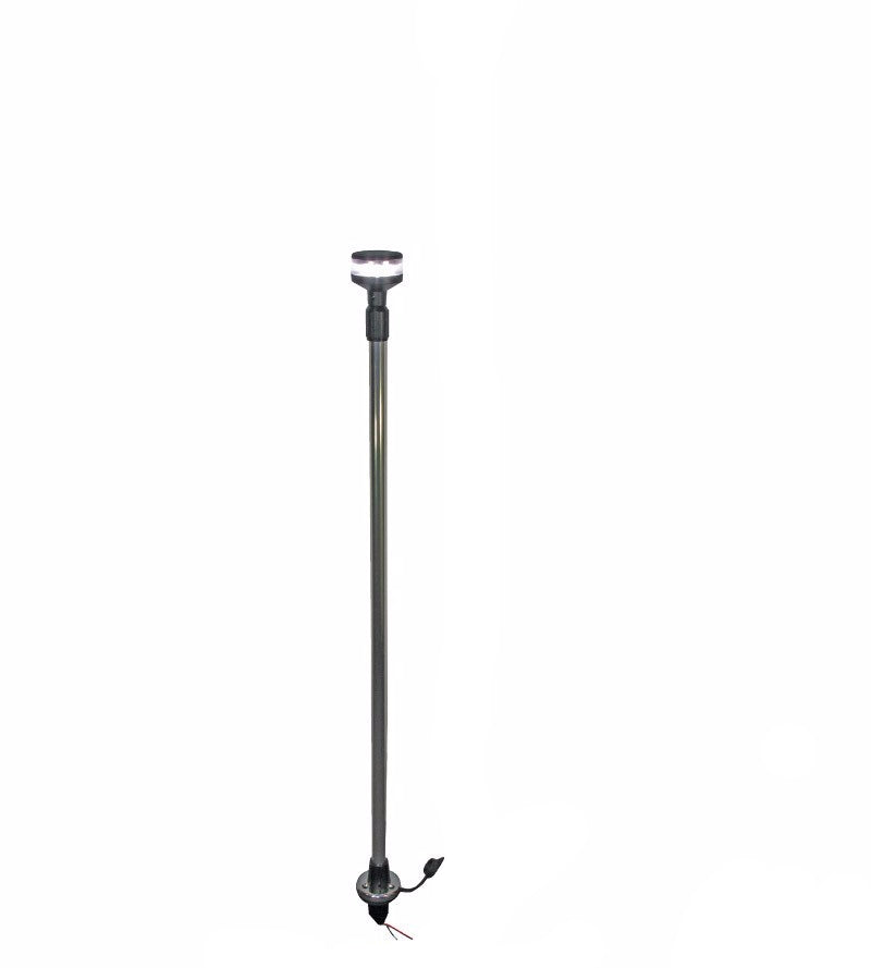 Pole Riding Light - LED Removable Telescopic