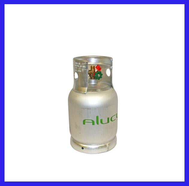 2.2kg LPG Bottle - Marine Gas Alloy Cylinder