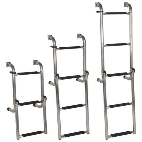 Long Base Boarding Ladder - 3 Sizes
