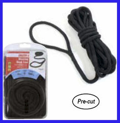 Mooring Dock Line - Double Braided with Loop