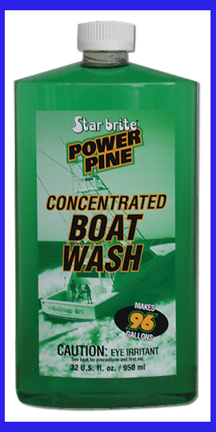 Power Pine Boat Wash 1L