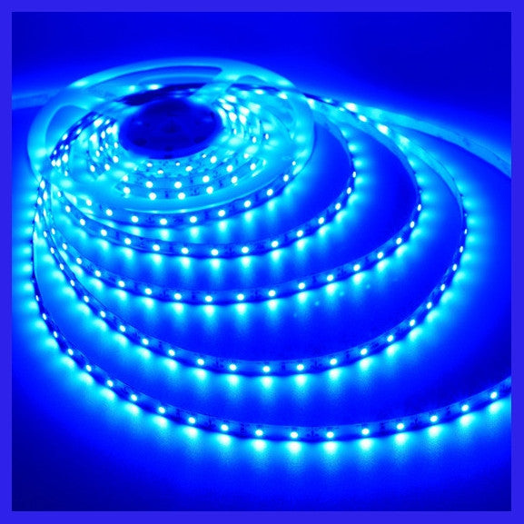 Waterproof LED Strip Lighting - BLUE
