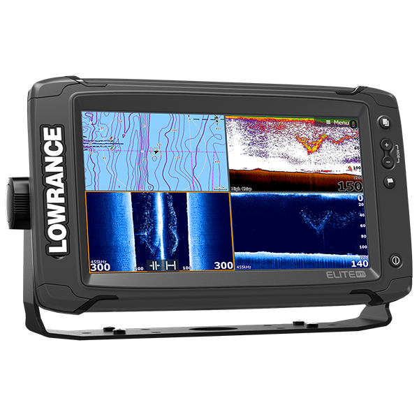 Lowrance Elite-9 Ti Package