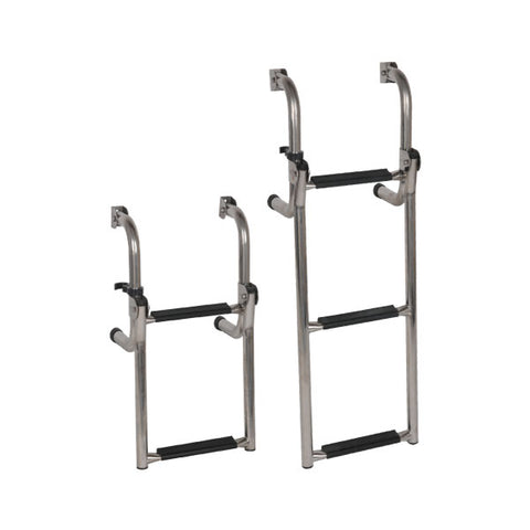 Short Base Boarding Ladder S/S