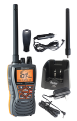 Cobra HH350 Floating Handheld VHF Radio Grey