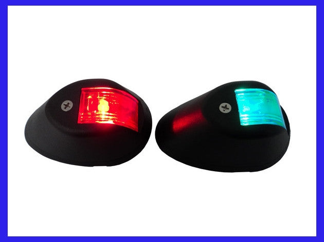 Navigation Lights - Side Mounted