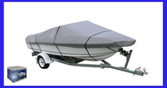 UNIVERSAL TRAILERABLE COVER  3.3 - 4.0m boats
